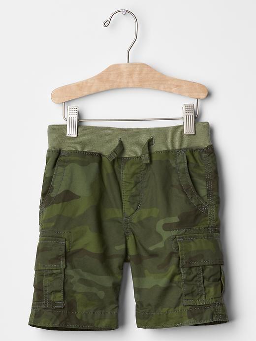 Camo cargo shorts Product Image