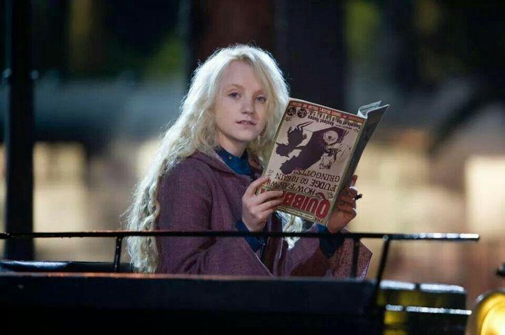 Harry Potter -Luna Lovegood  | Loena Leeflang