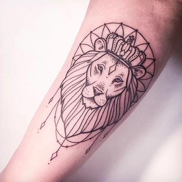 Melina Wendlandt - The Perfect Tattoo Artist For Linework Fans   Tattoodo