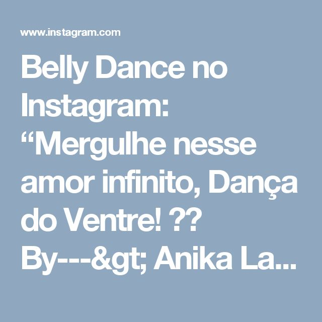 "Belly Dance no Instagram: ""Mergulhe nesse amor infinito, Dança do Ventre!  By---> Anika Land (fotografia subaquática) Editado por ---Bellymaníacas #bellydancer…"""
