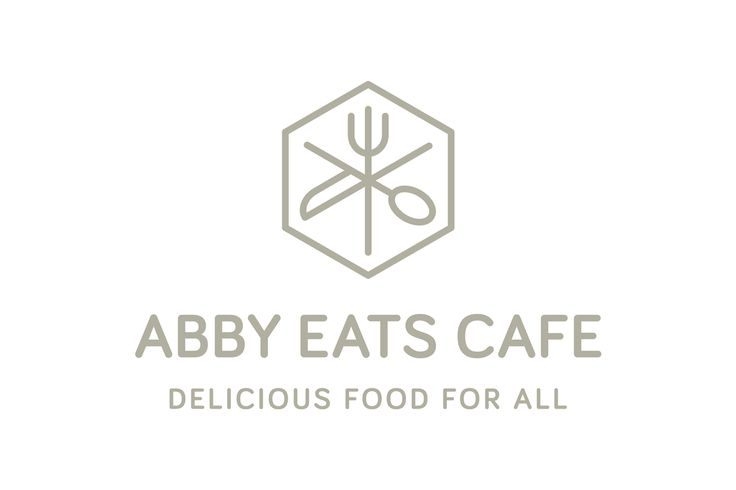 Cafe Logo Design and Branding for a Non-Profit Restaurant