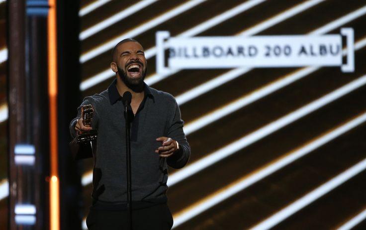 drake 2017 billboard awards