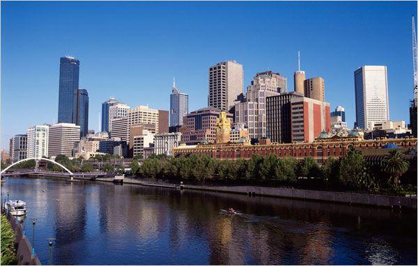 MELBOURNE, AUSTRALIA: Splashy new hotels and restaurants helmed by name-brand chefs put Sydney on notice