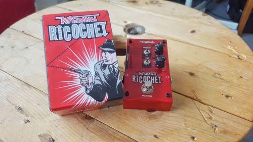 Digitech Ricochet Whammy Electric Guitar Effects Pedal DIG0178