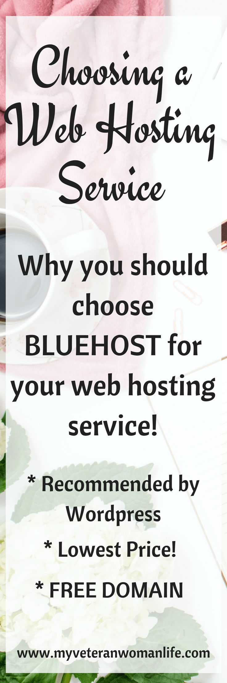 Choosing a Web Hosting Service – Why Bluehost is the Best