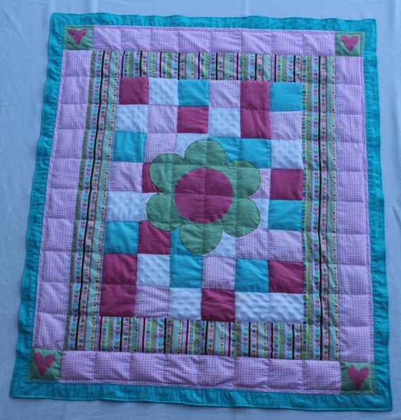 Sensory Therapy Weighted Blanket by MorethanSquares on Etsy