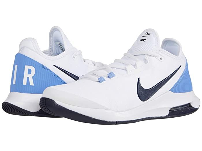 Nike Air Max Wildcard White Obsidian Royal Pulse Men S Tennis Shoes Float Through Your Games On A Pocket Of Air With Nike In 2020 Nike Air Max Mens Tennis Shoes Nike