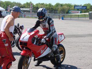 Ducati 750F1 Nick Ienatsch