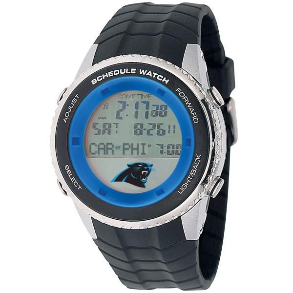 Licensed NFL Carolina Panthers Schedule Watch