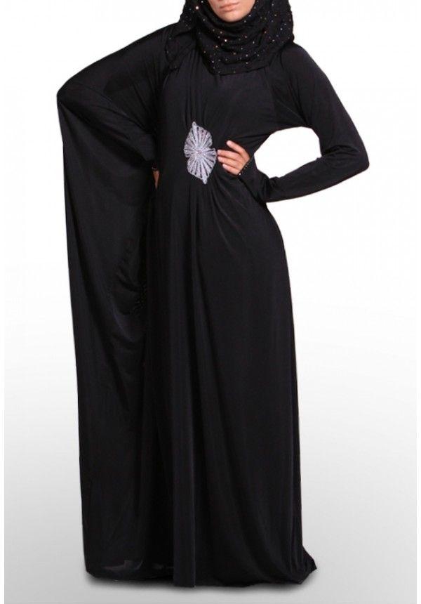 Diamond Sari svart