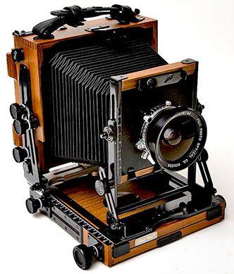 Shen Hao Field Camera. Camera I'm using at ASU
