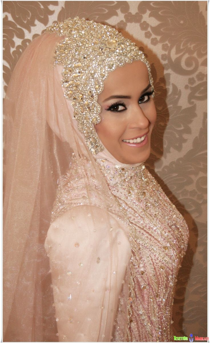 Muslim bride