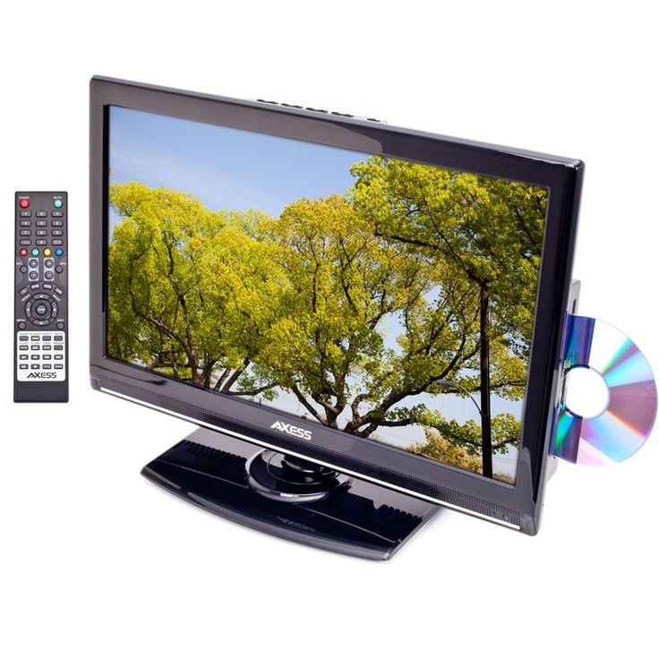 Axess TVD1801 19 LED 12 Volt TV
