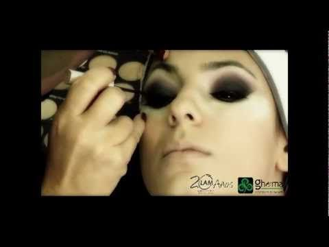 Maquillaje Smoke para la noche - Lam Cosméticos