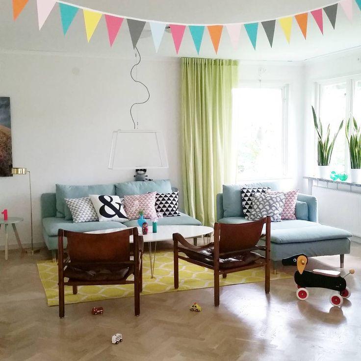 Kanske Söderhamn i vårt vardagsrum?