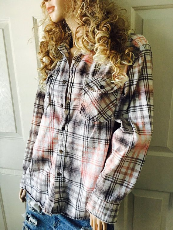 17 best images about flannels shirts grunge on pinterest for Super soft flannel shirts