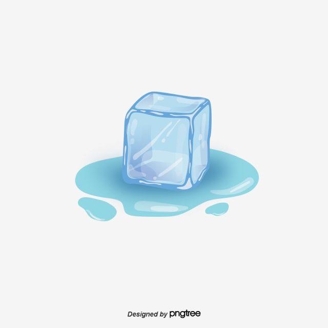 كارتون بلو مكعبات الثلج الجليد كرتون أزرق Png وملف Psd للتحميل مجانا Ice Blue Ice Cube Cartoon Ice Cube