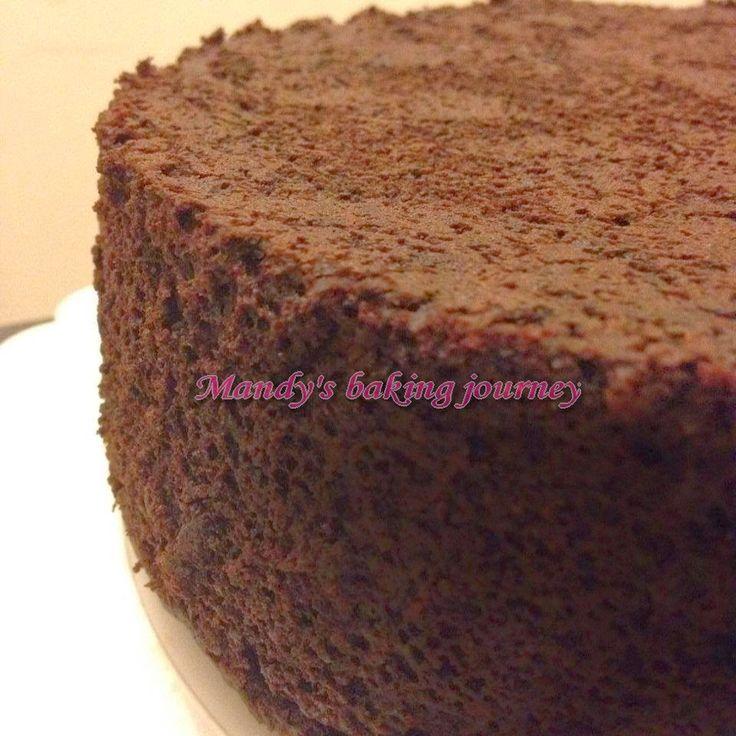 Mandy's baking journey: Moist chocolate cake | Cakes / Bread ...