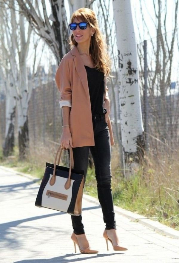 The 25  best Long blazer ideas on Pinterest | Boyfriend blazer ...