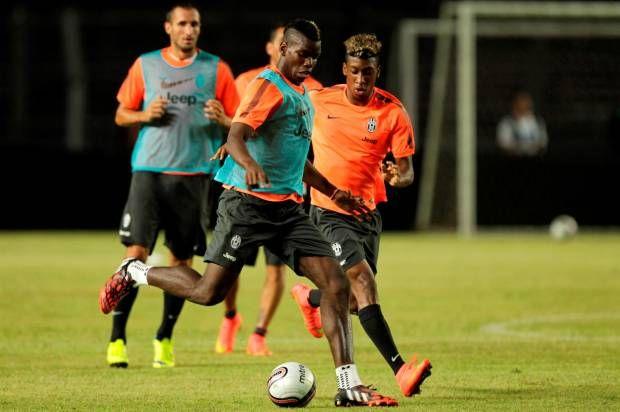 Jelang Laga Juventus Melawan Indonesia