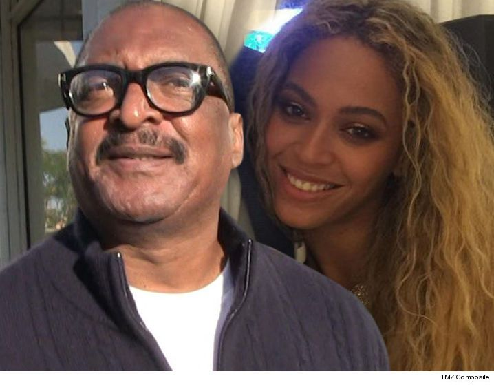 Beyonce's Dad Mathew Knowles' Father's Day Welcome to Twins