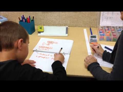 ▶ Writing Component of Reading Recovery - YouTube