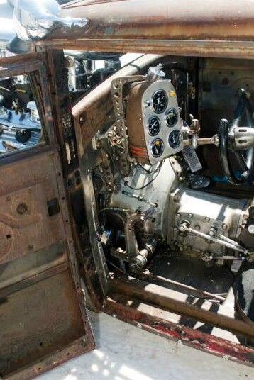 1000  ideas about rat rod trucks on pinterest