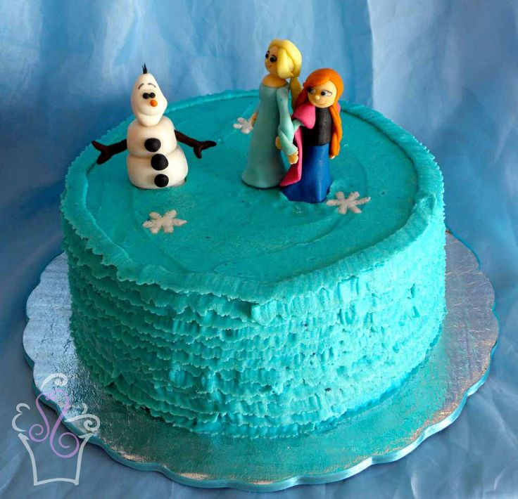 Images Of Frozen Character Cake : 114 best QUEQUES de personajes -- Character Cakes images ...