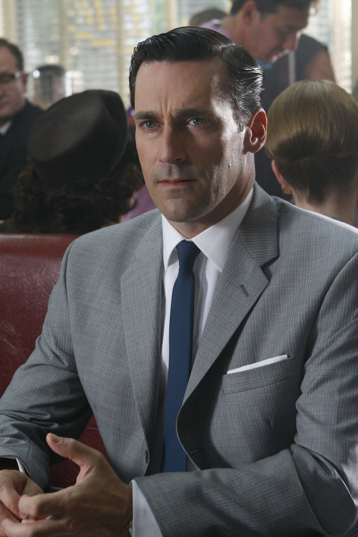 don draper jon hamm episode 105 madmen menswear. Black Bedroom Furniture Sets. Home Design Ideas