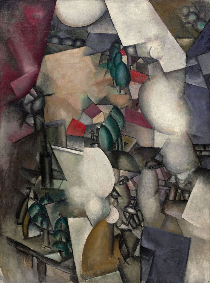 Leger, The Smokers. 1911.