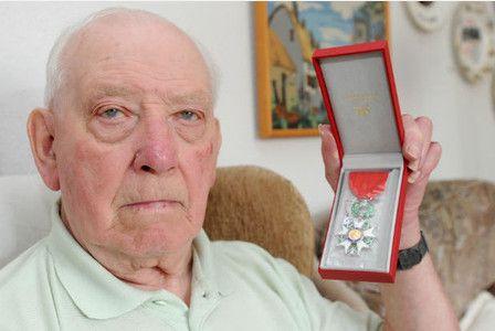 Legion of Honour awarded to 90 year old World War Two veteran - https://www.warhistoryonline.com/war-articles/legion-of-honour-awarded-to-90-year-old-world-war-two-veteran.html