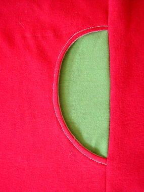 With this tutorial, you'll learn how simple it is to add cute and practical inset pockets to virtually any garment.
