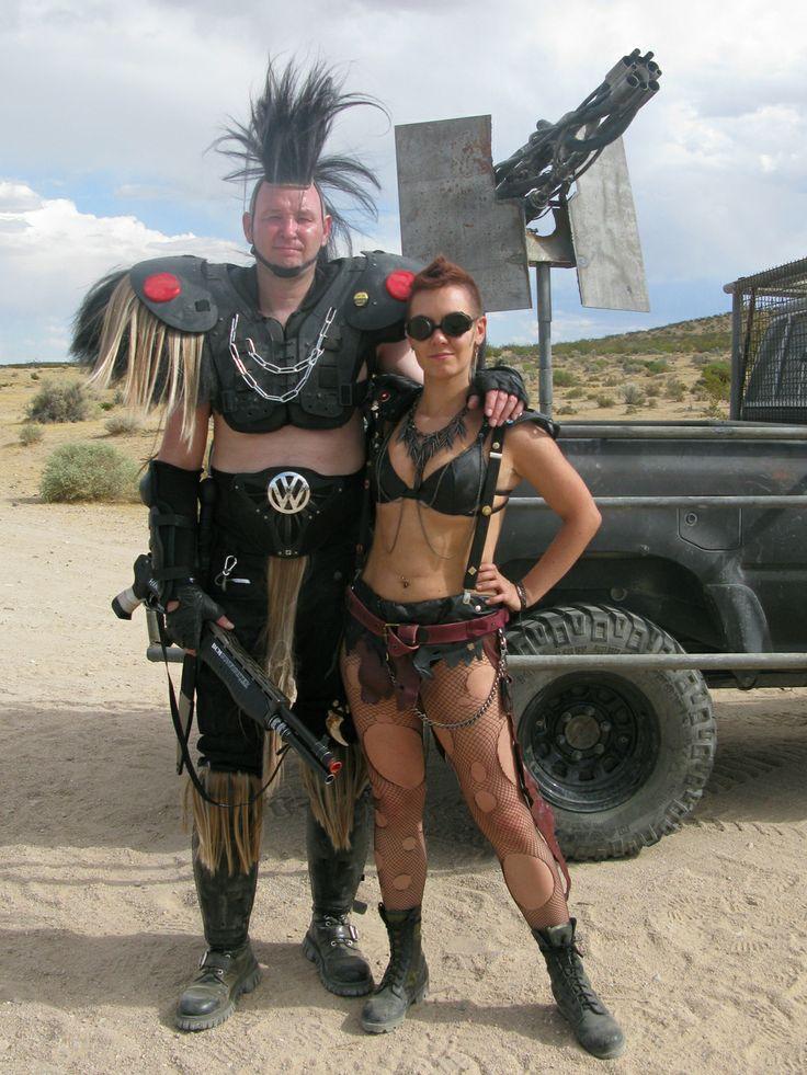 apocalyptic road warrior - photo #25