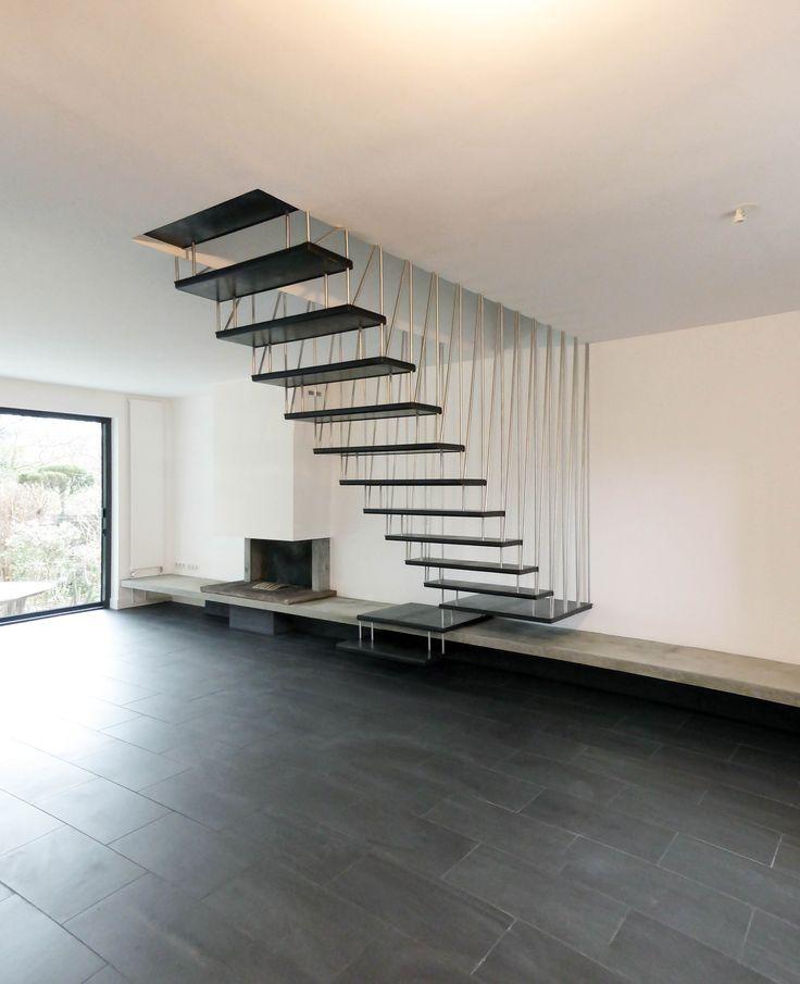 Ces 15 escaliers hyper design vont vous donner des envies d'ascension !