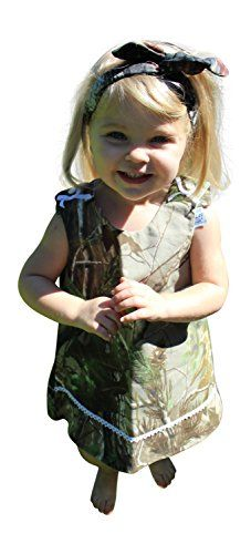 Realtree Camo Dress Infant Baby Toddler Girls Camouflage Jumper Dress & Panty 6M-4T (6 Month) Camo Chique http://www.amazon.com/dp/B00DE47F98/ref=cm_sw_r_pi_dp_OQ6mub1198VNB
