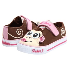 Perfect for my little Monkey!!! SKECHERS KIDS - Shuffles - Silly Me 10221N Lights (Infant/Toddler)