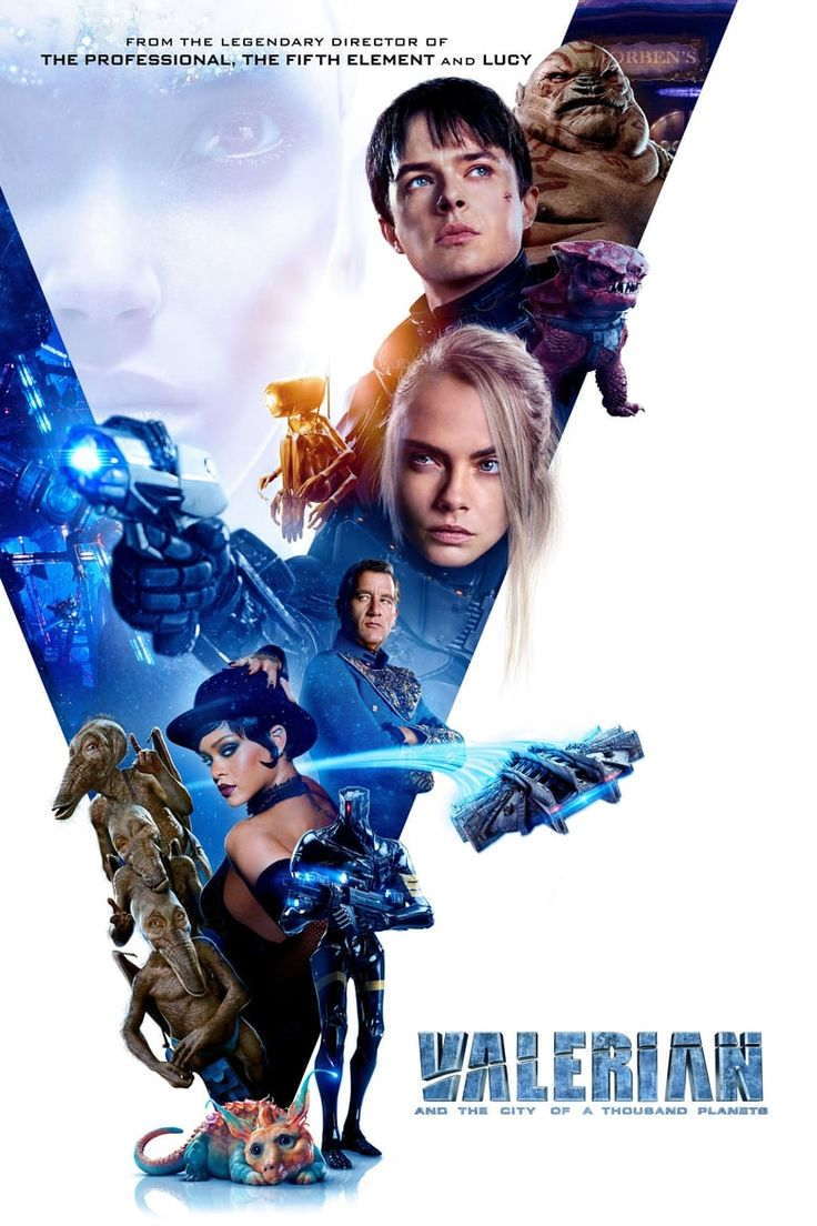Valerian and the City of a Thousand streaming fr