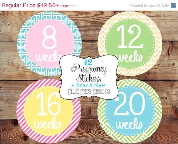 ON SALE Baby Bump Stickers,Pregnancy Tracking Stickers,Pregnancy Announcement,Pregnancy Reveal,Weekly Pregnancy,Pregnancy Countdown Gift,Mom on Etsy, $10.00
