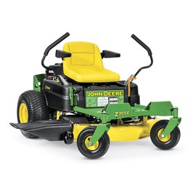 John Deere Z355e 22-Hp V-Twin Dual Hydrostatic 48-In Zero-Turn Lawn Mo