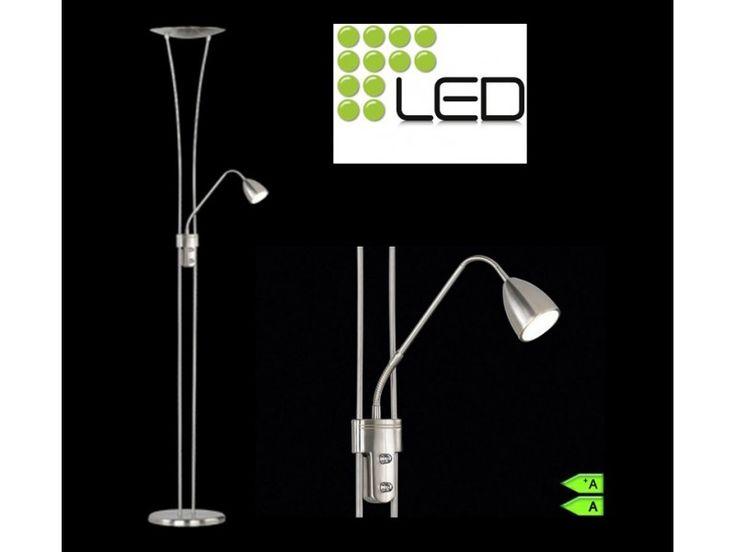 Stylowa Lampa stojąca podłogowa LED Trio-50% hit!