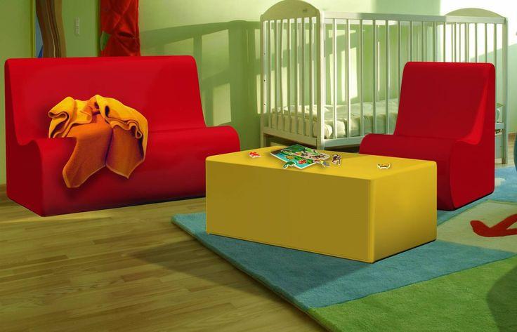 Timo Kinder Lounge
