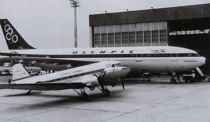 Olympic Airways Douglas C-47B (Nile) [SX-BAC]