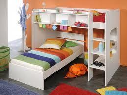 Parisot Wizz L Shaped Bunk Bed Image