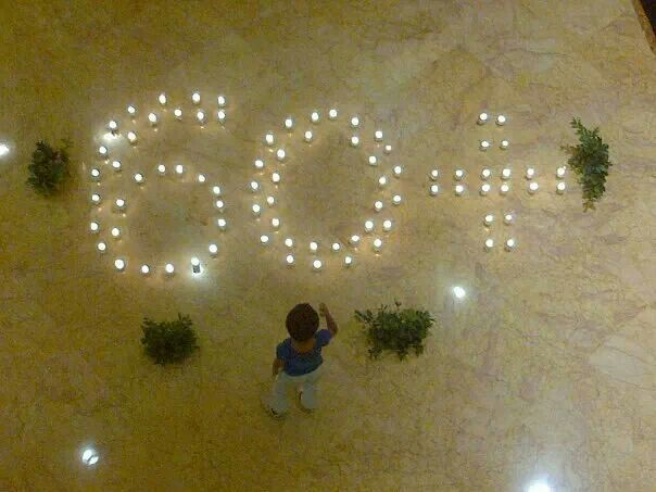 Sheraton Surabaya Earth Hour