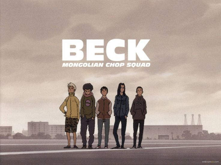 Beck - Mongolian Chop Squad | Download BECK: Mongolian Chop Squad Wallpaper—Anime Wallpaper