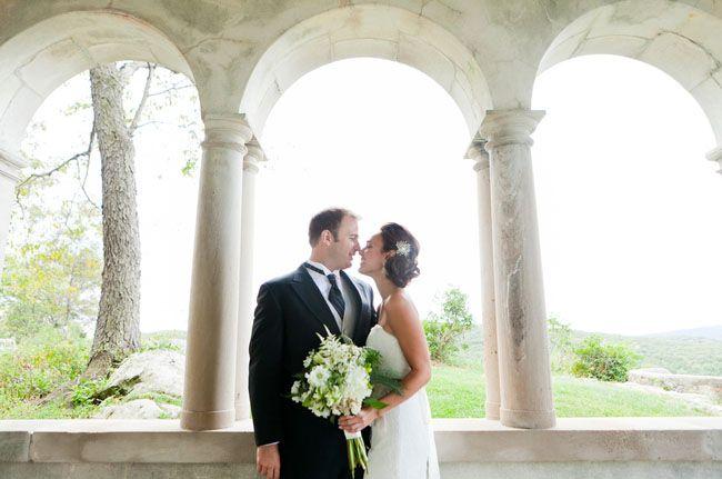 An Enchanting Wedding At A Castle Anna David