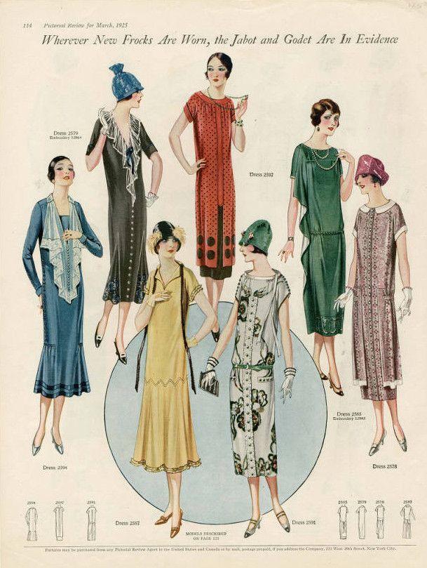 26 best 20Er Jahre Kleider Nähen images on Pinterest | Kleider nähen ...