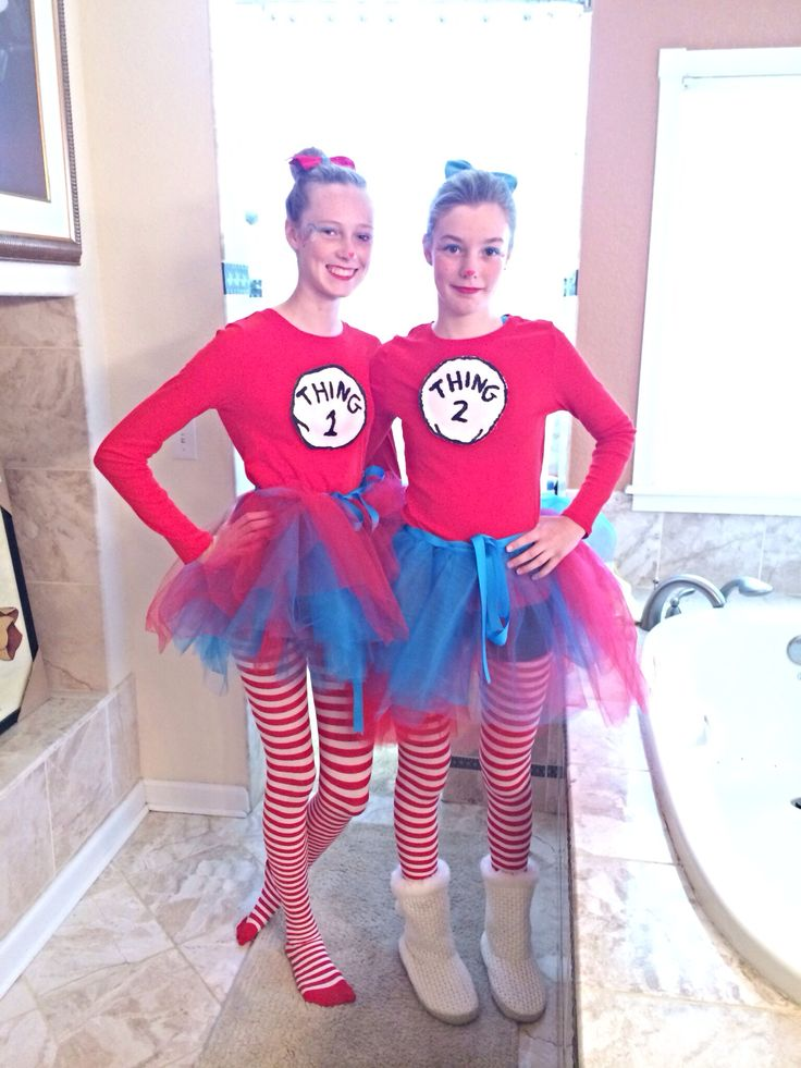 thing 1 and thing 2 costumes halloween - Thing 1 Thing 2 Halloween Costume