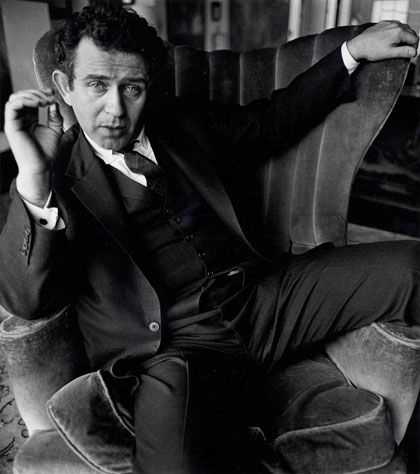 Norman Mailer (1923–2007) was an American novelist, journalist, essayist, film-maker and actor.