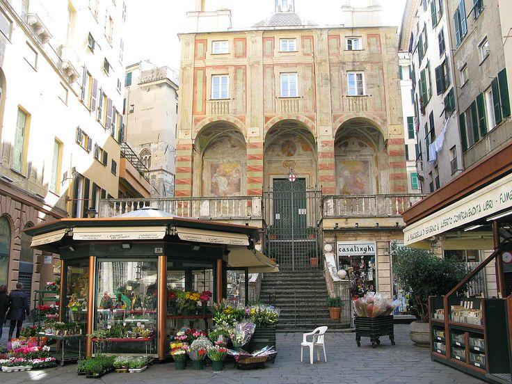 Idylle in Genua | Ligurien #genua #genova #liguria #italy